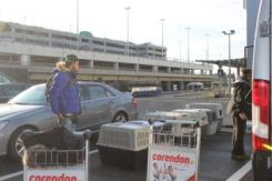 Brussels Airport Delivery