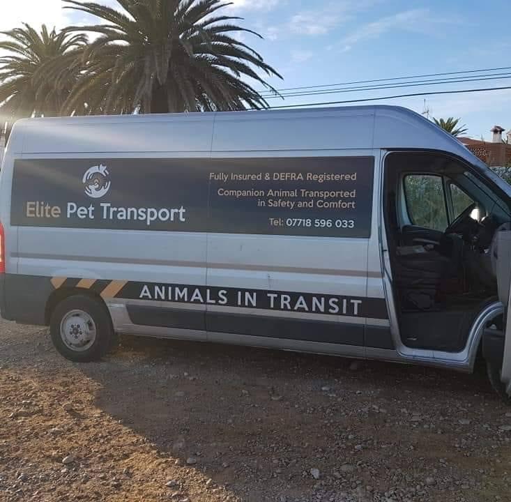 Elite Pet Transport UK