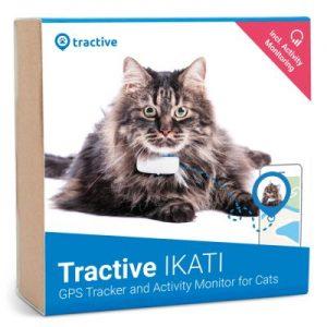 Tractive GPS- und Aktivitätstracker für Katzen